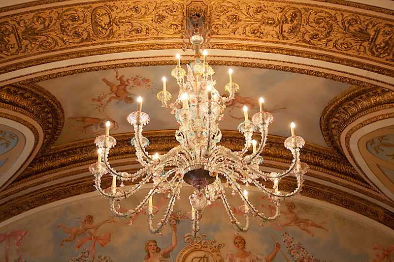 Top 5 chandeliers in dallas cravedfw this hand blown crystal chandelier mozeypictures Choice Image