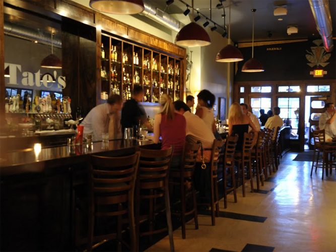 Tate S Craft Cocktails Opens Wednesday Cravedfw