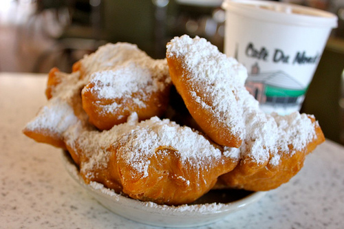 The Beignet Does Dallas | cravedfw