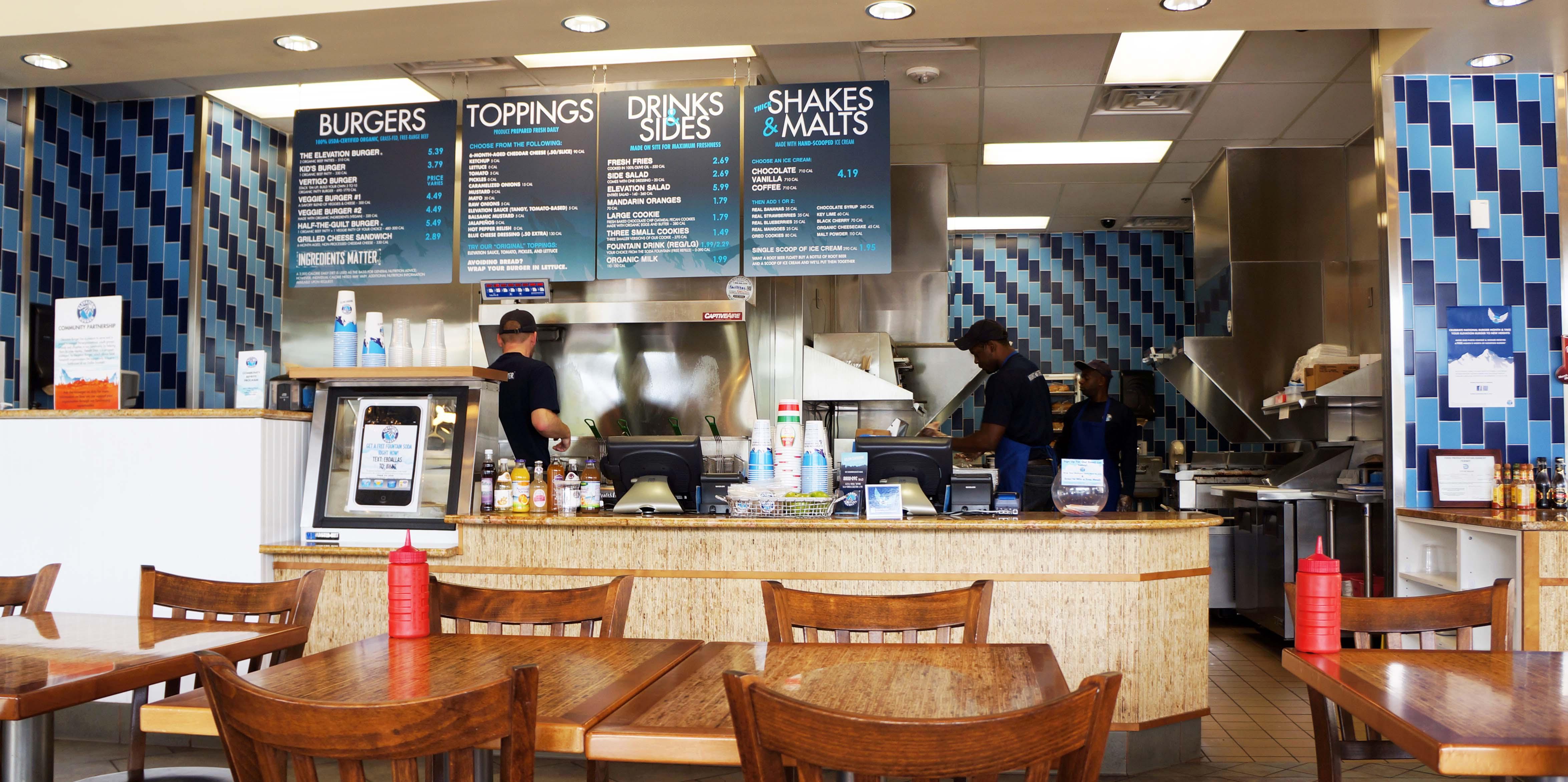 Elevation Burger Is A Healthier Burger Option Cravedfw - Elevation locations