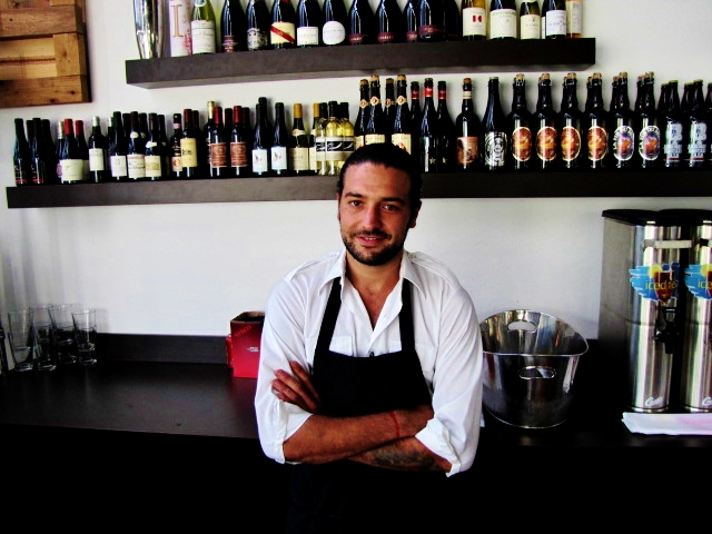 Ross A McMillan Meet You At Cafe De Flore