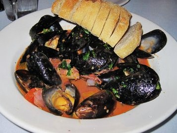urbano mussels