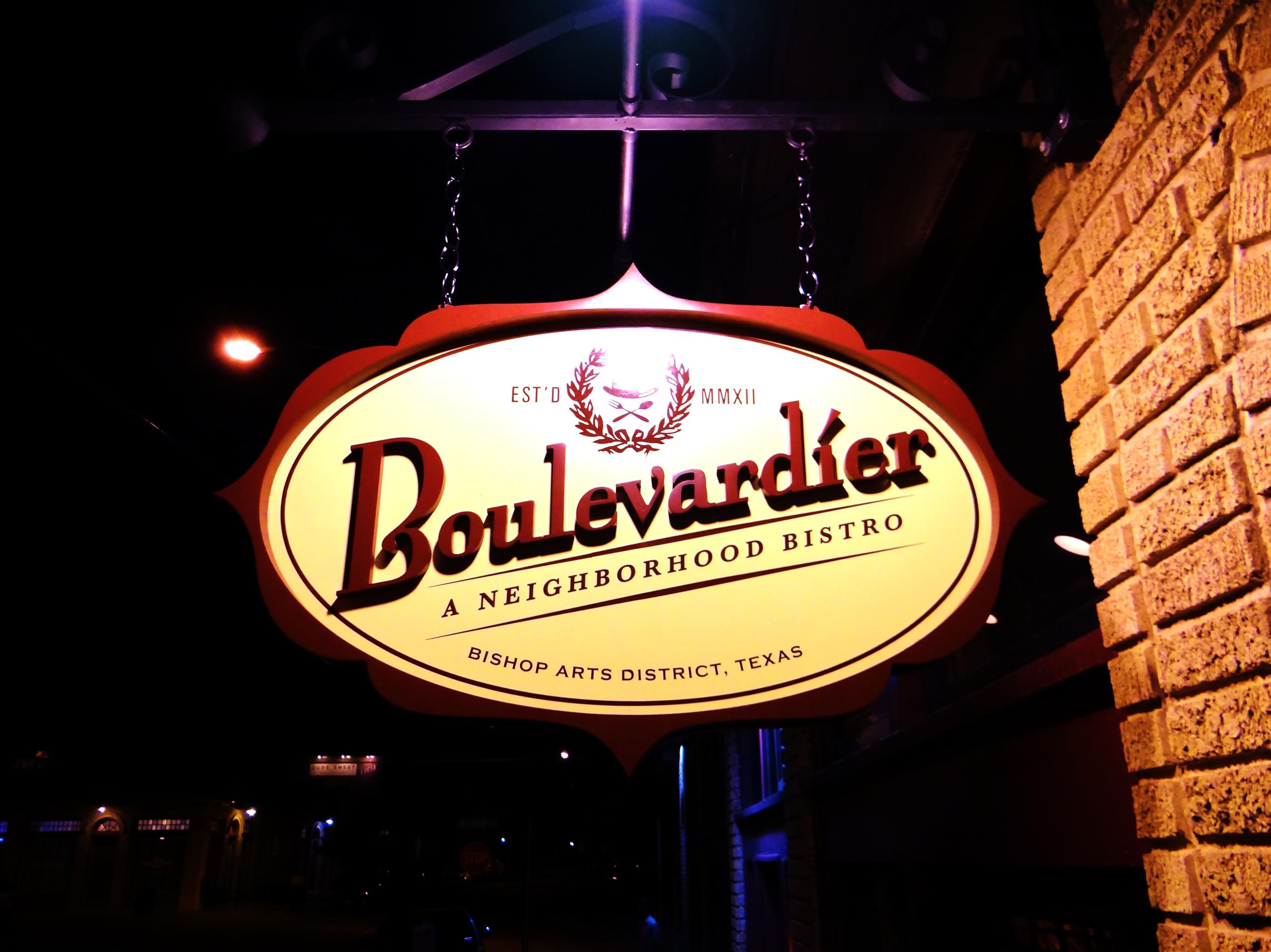 Boulevardier Elevates The Beignet | cravedfw