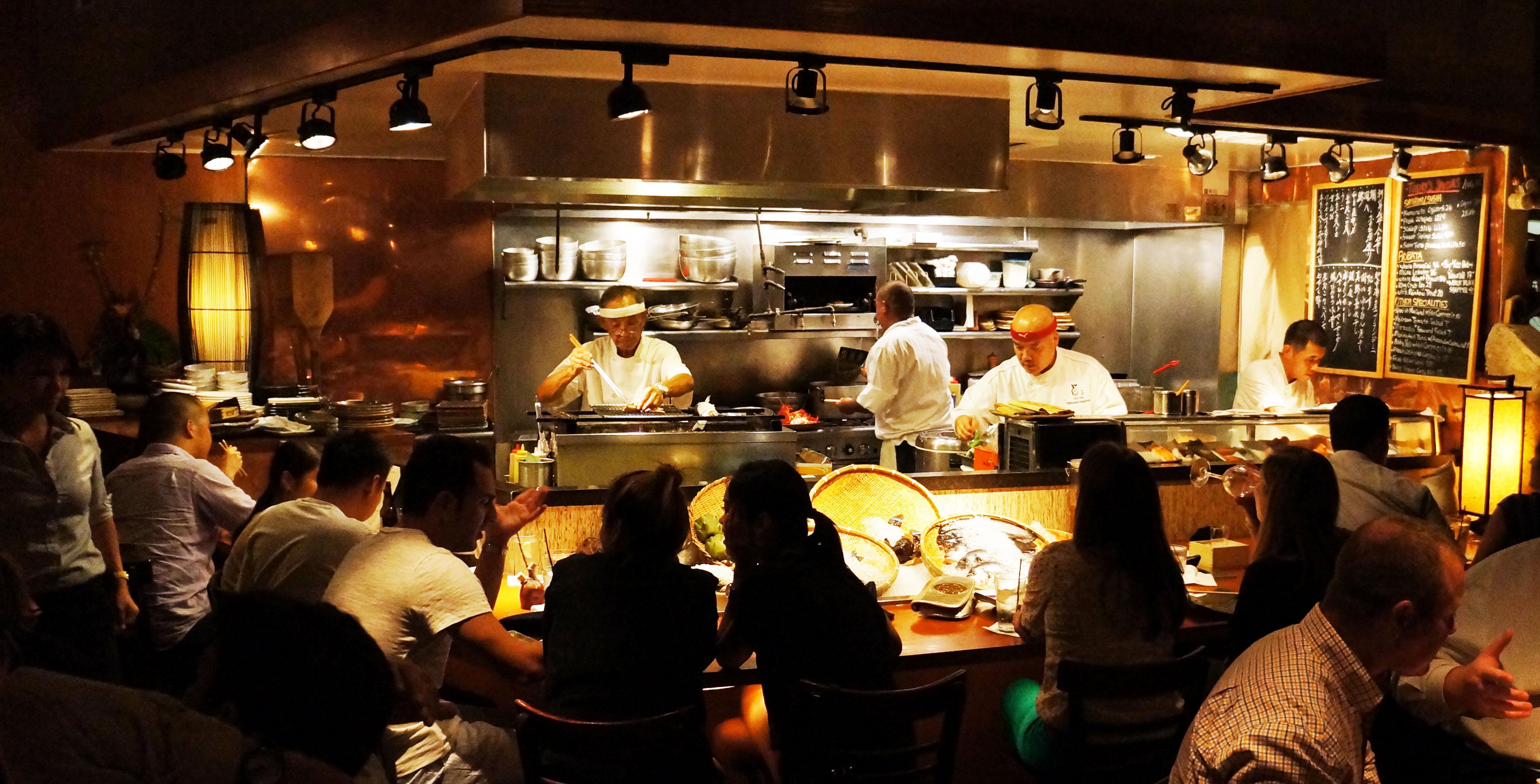 Authentic Japanese Restaurant In Dc