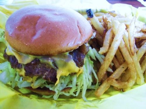 burger offsite