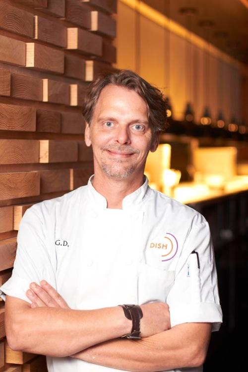 Chef Garreth Dickey