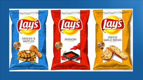 lays flavors
