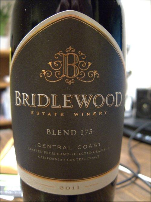 Bridlewood 2011 Blend 175 (2)