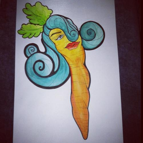 Erica Guajardo Sexy Carrot