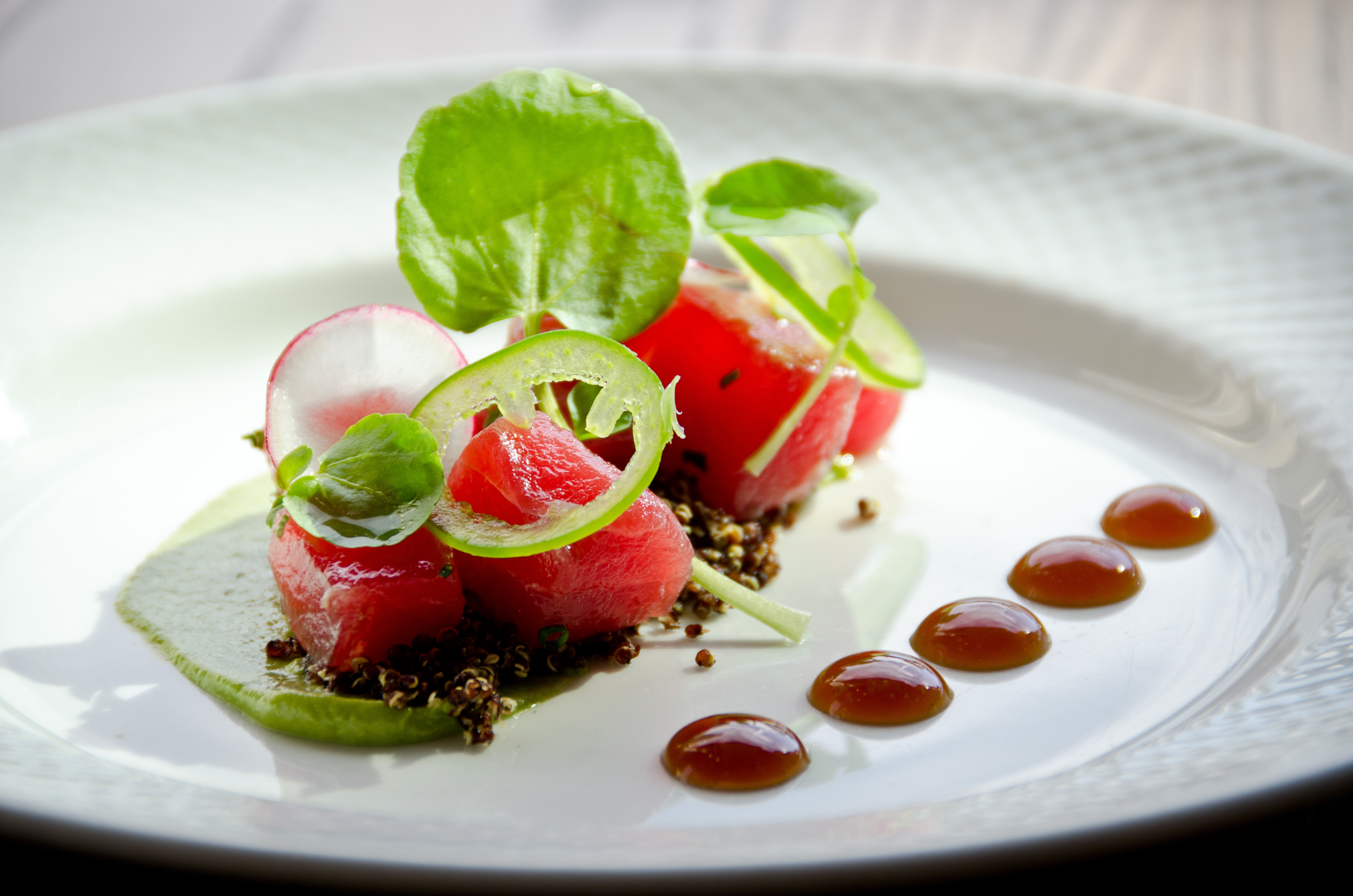 Marquee Grills Lunch Menu Delivers Big cravedfw : tuna crudo from cravedfw.com size 4928 x 3264 jpeg 2670kB
