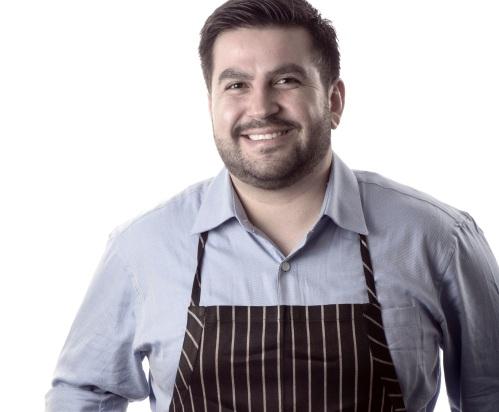 Chef Andre Natera, photo by Danny Fulgencio - dannyfulgencio.com