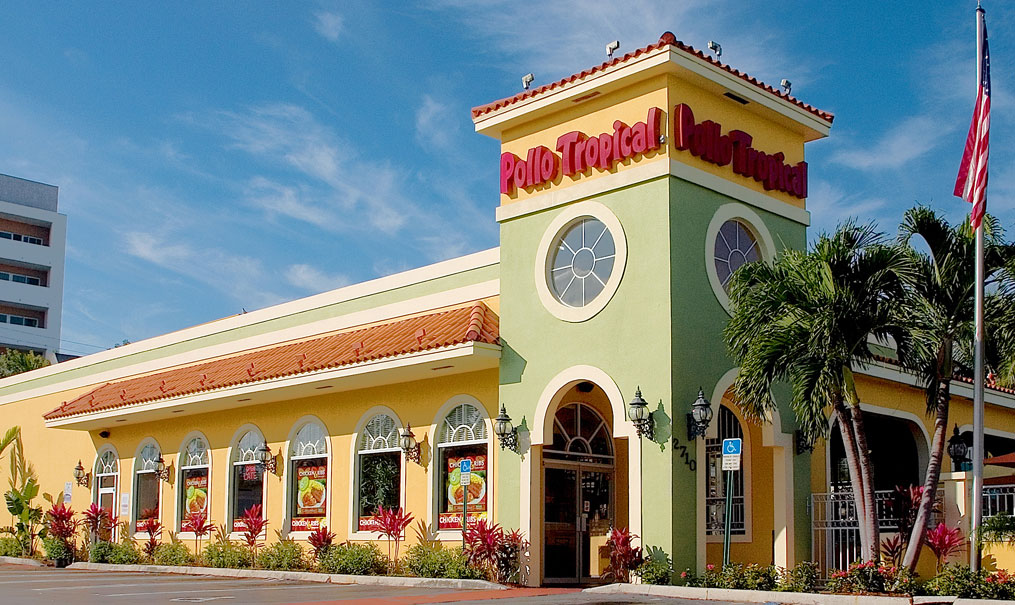 Nice Fast Food Restaurants