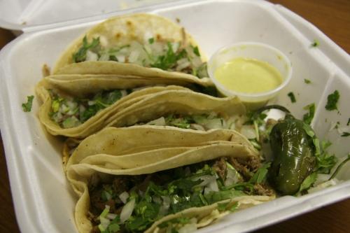 trompo tacos