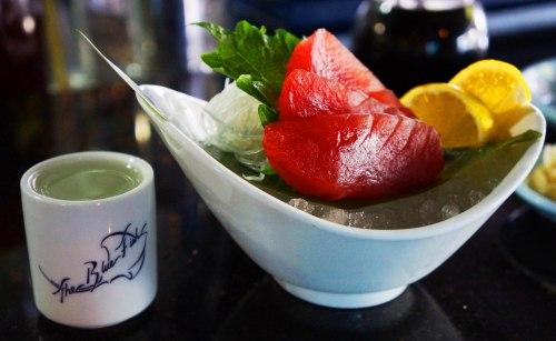 Tuna Sashimi 5$