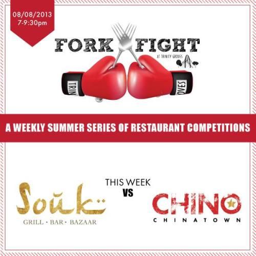 fork fight