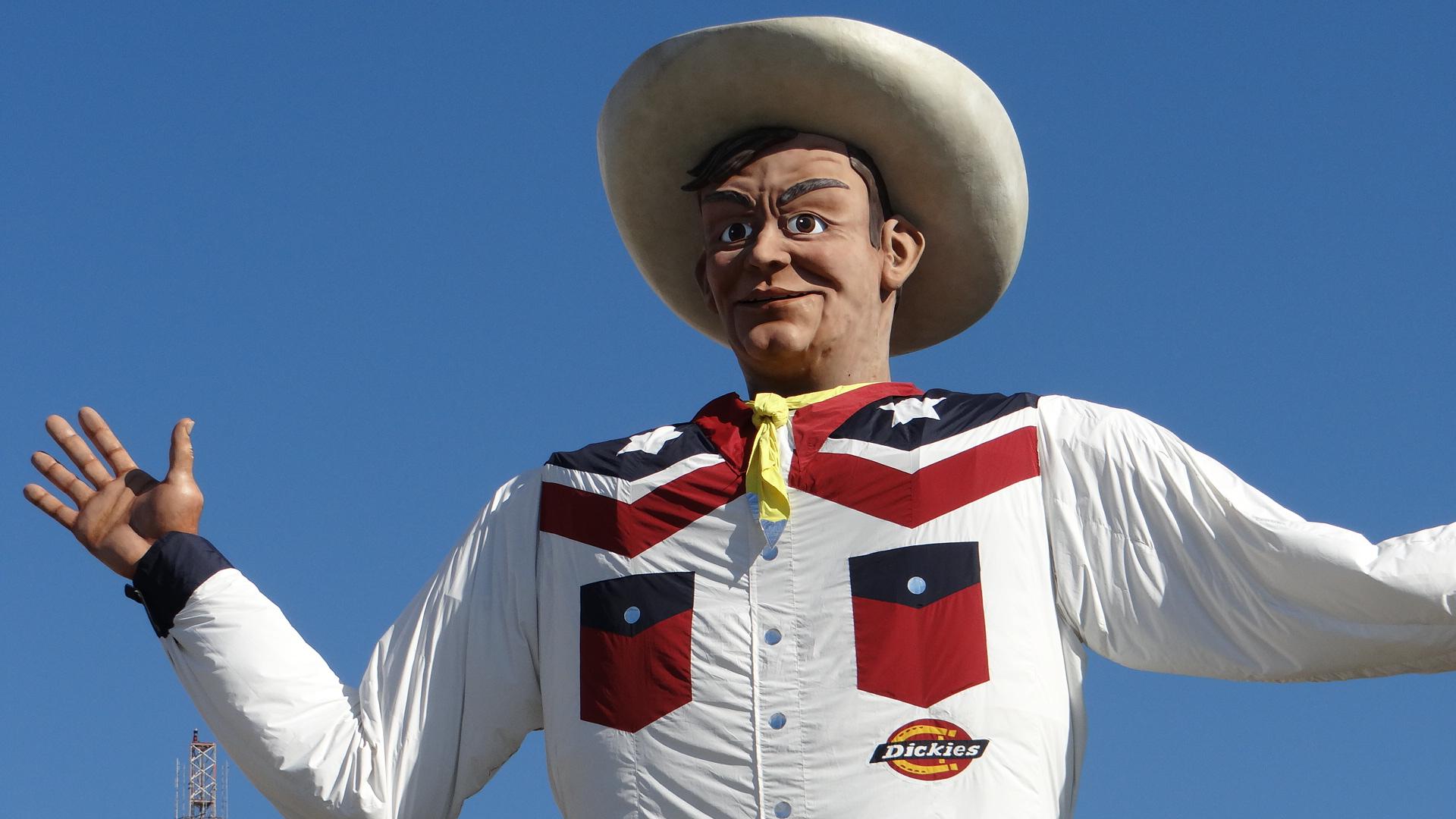 Big Tex Is Back Cravedfw