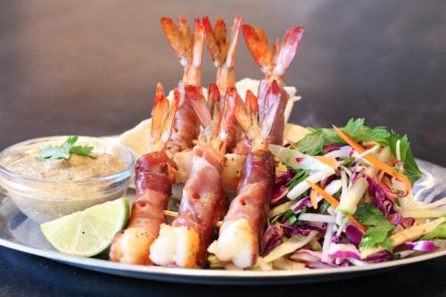 shrimp rustic