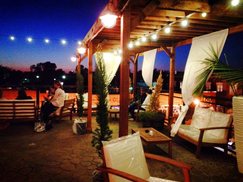 Celebrate On The Rooftop At Nora This Thursday Evening