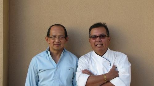 Chef Paul & Jack pic