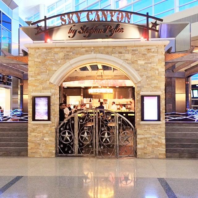 Sky Canyon At Dfw Airport Open For Business Cravedfw