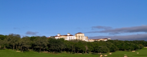The Westin La Cantera Hill Country Resort_view from the Academy.2