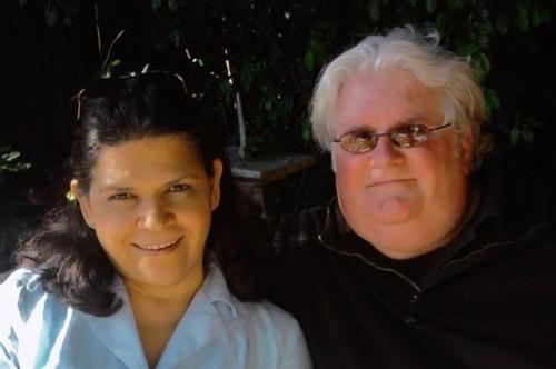 Jim and Maria