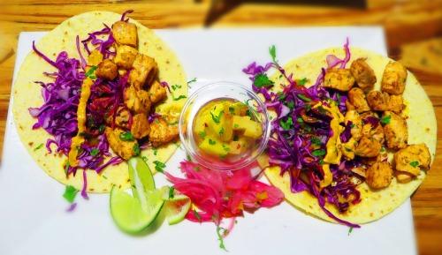10 - Salmon Tacos Nazca