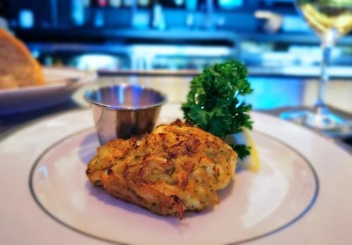 8 - Crab Cake Oceanairre