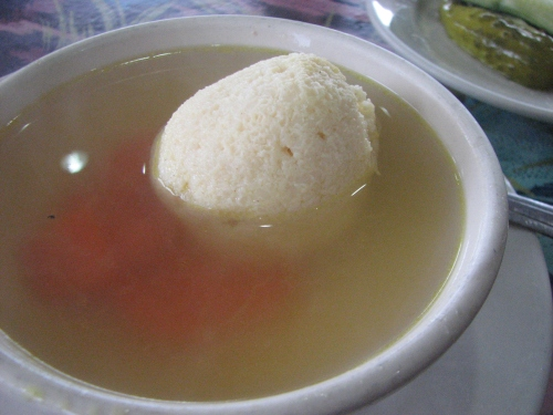 deli news matzo ball