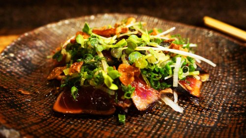Masami Bonito Salad