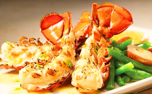 Pappadeaux Lobster Tails