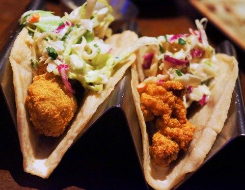 Stampede 66 Oyster Tacos