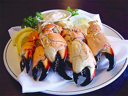 Trulucks Stone Crab Claws