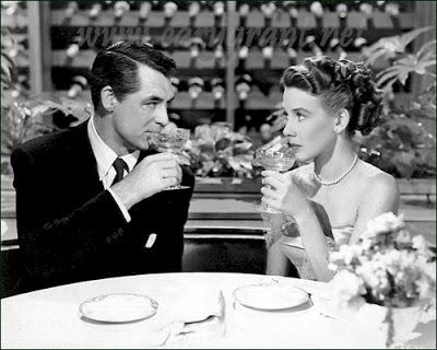 Cary Grant and Betsy Drake