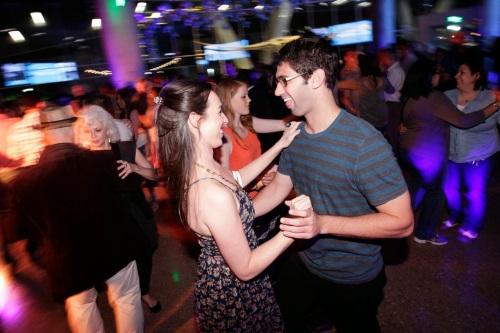 Perot Dancing