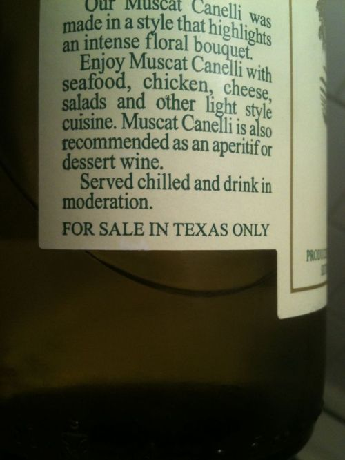 For Sale In Texas Only
