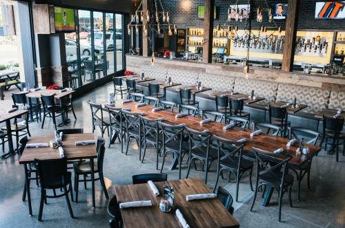 Eureka Opens In West Village Cravedfw