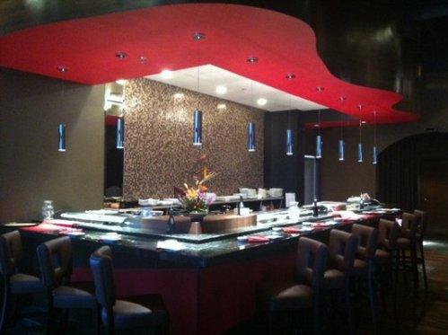 sushi bar frisco