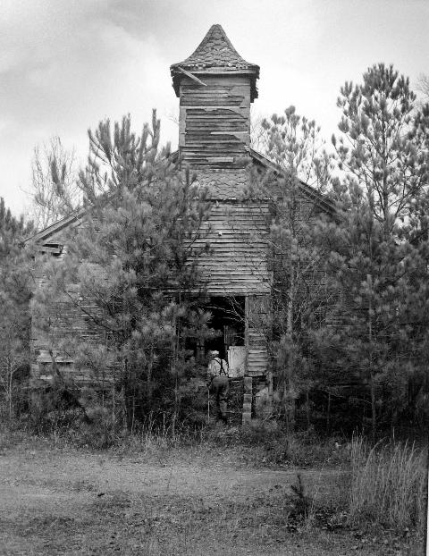 black water baptist church, 1990