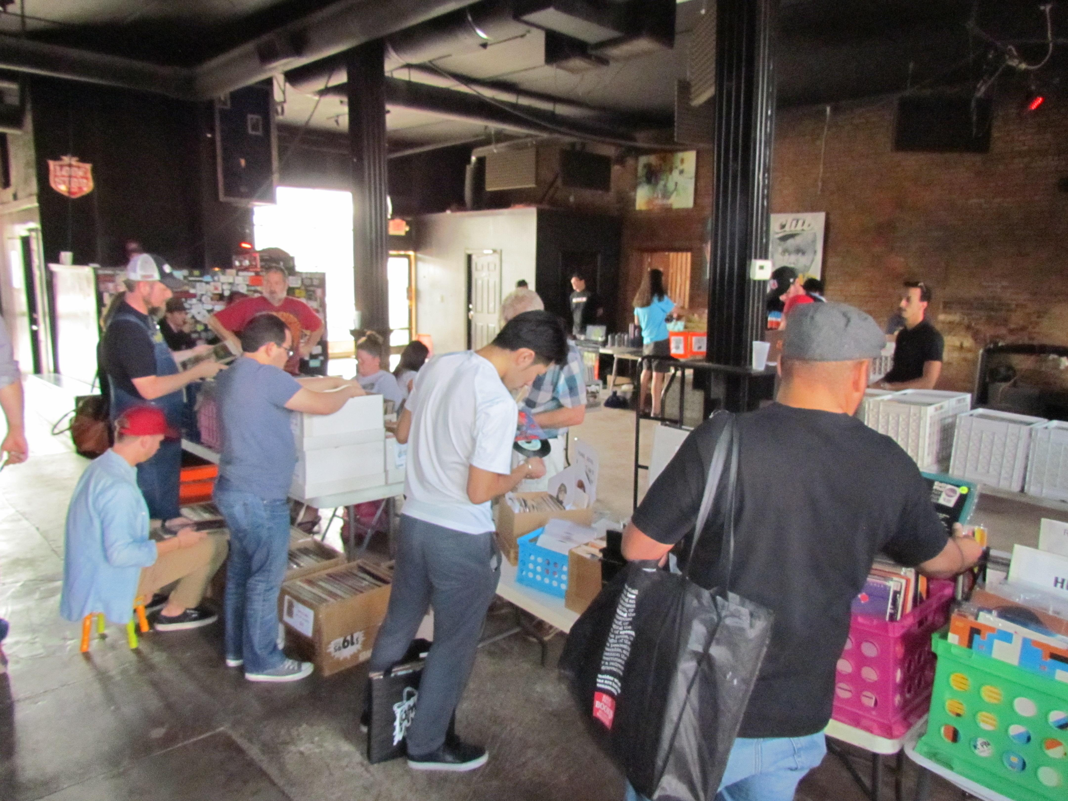 Record Collectors Invade Deep Ellum This Sunday Cravedfw
