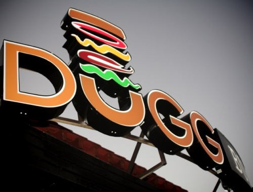 dugg ext sign