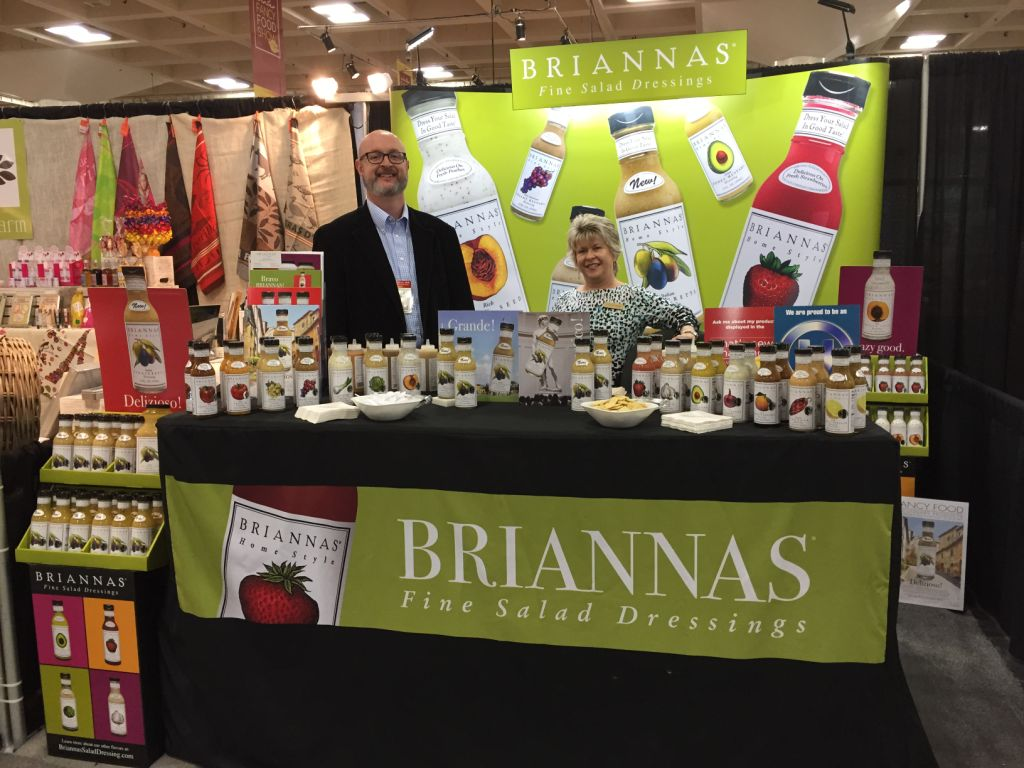 A Trip To The Fancy Food Show | cravedfw