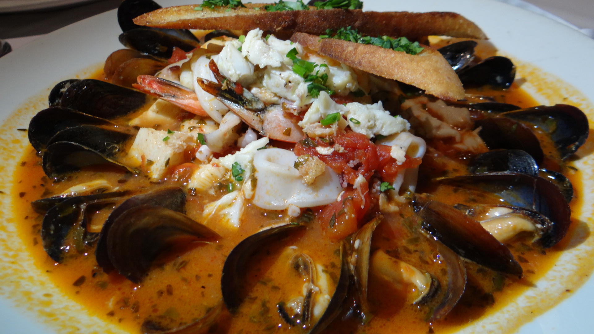 Lobster And Shrimp Cioppino Recipes — Dishmaps