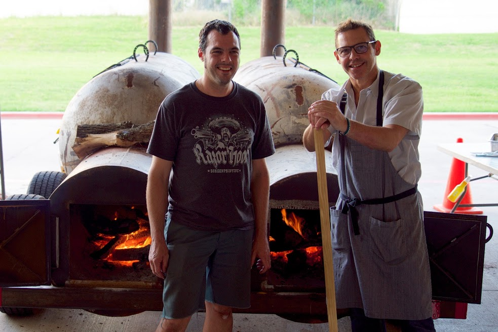 Aaron Franklin And John Tesar Team Up For A Night Of Beefy Fun