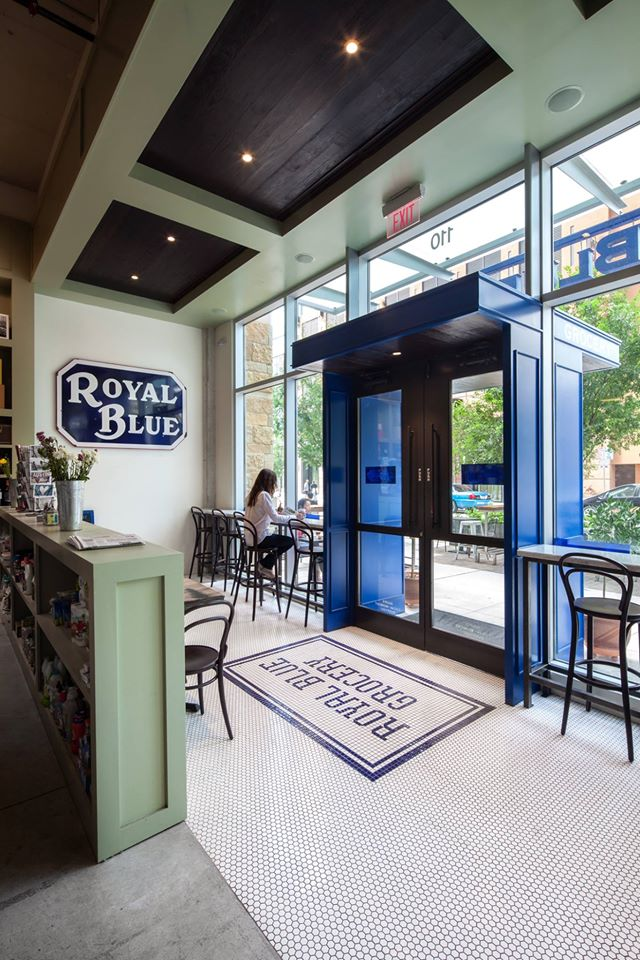 Royal Blue Grocery in Highland Park Village will open its doors late September or early October 2015 at 1 Highland Park Village in Dallas Texas. & Royal Blue Grocery to Open Late September in Highland Park Village ...