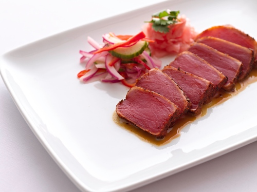 RCSH-Seared Ahi Tuna