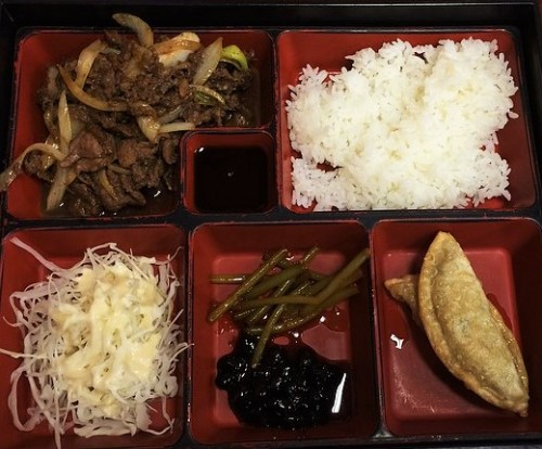king spa bulgogi bento