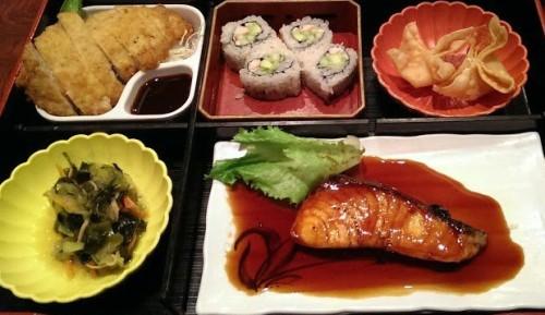 sushi Robata