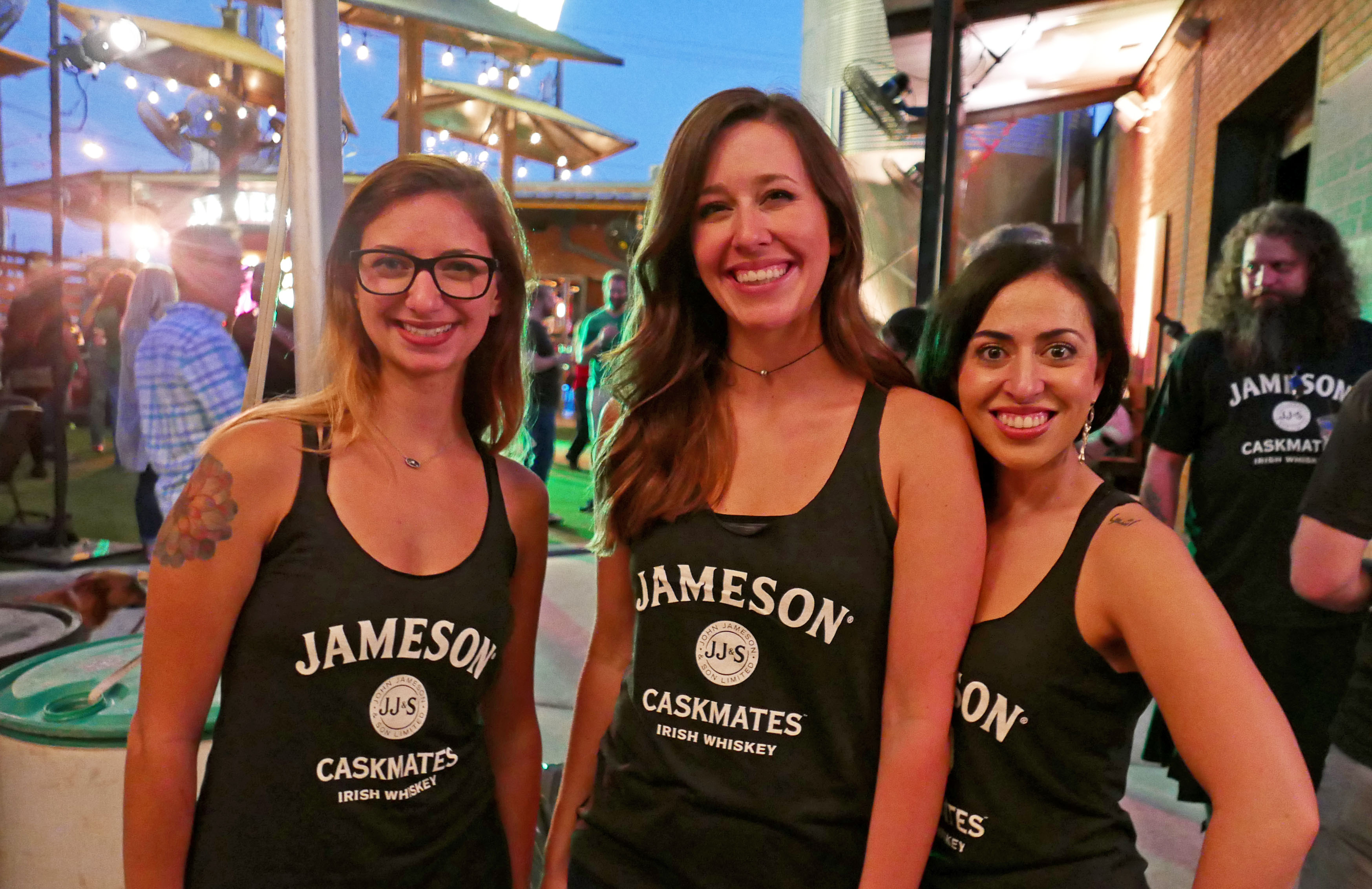 Deep Ellum Brewing Co Debuts Its Jameson Caskmate The