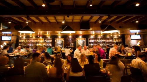 Victor Tangos restaurant in Dallas.  Photography by Mei-Chun Jau.